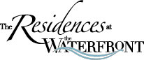 The Residences at the Waterfront Logo