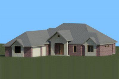 Craig Sharp Homes Wichita Aspen Floor Plan