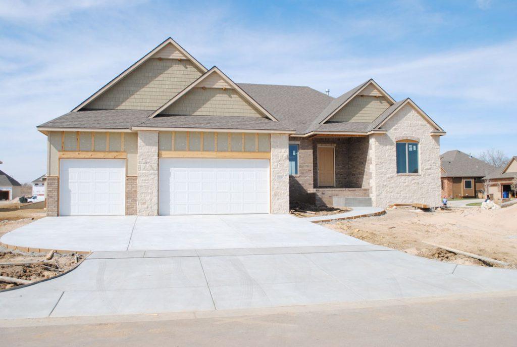 Barrington Custom Home in Wichita
