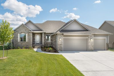 Custom Home in Wichita