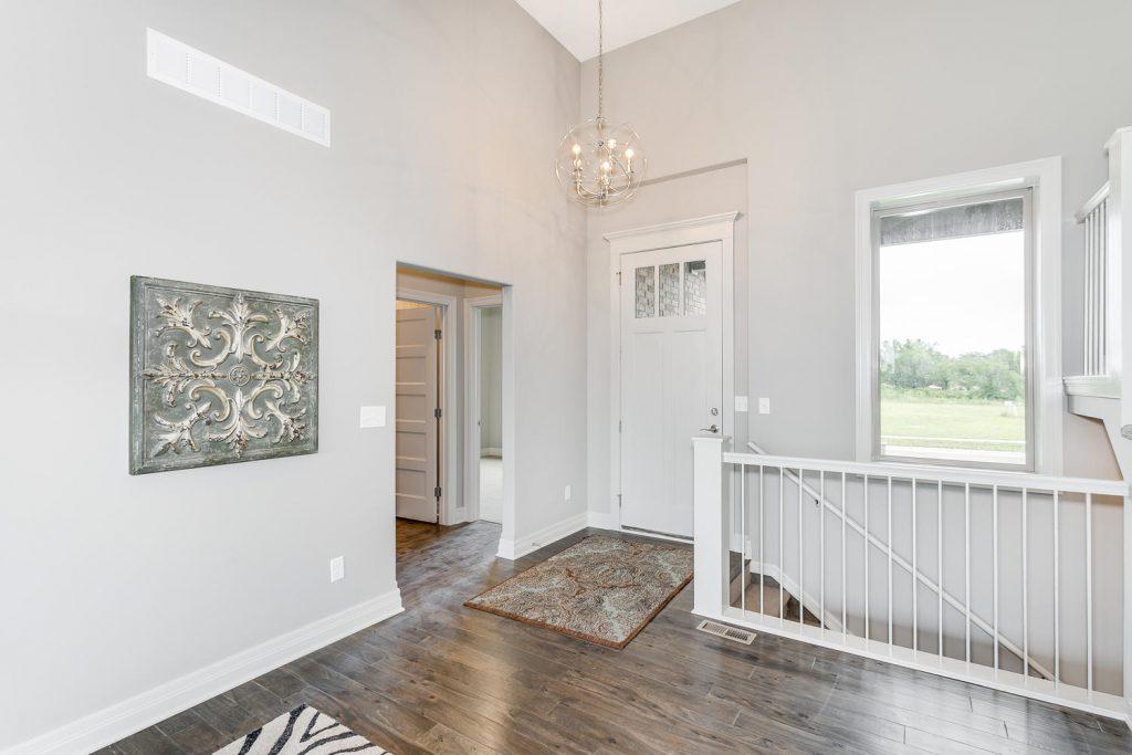 Biltmore Bonus Floor Plan Entryway