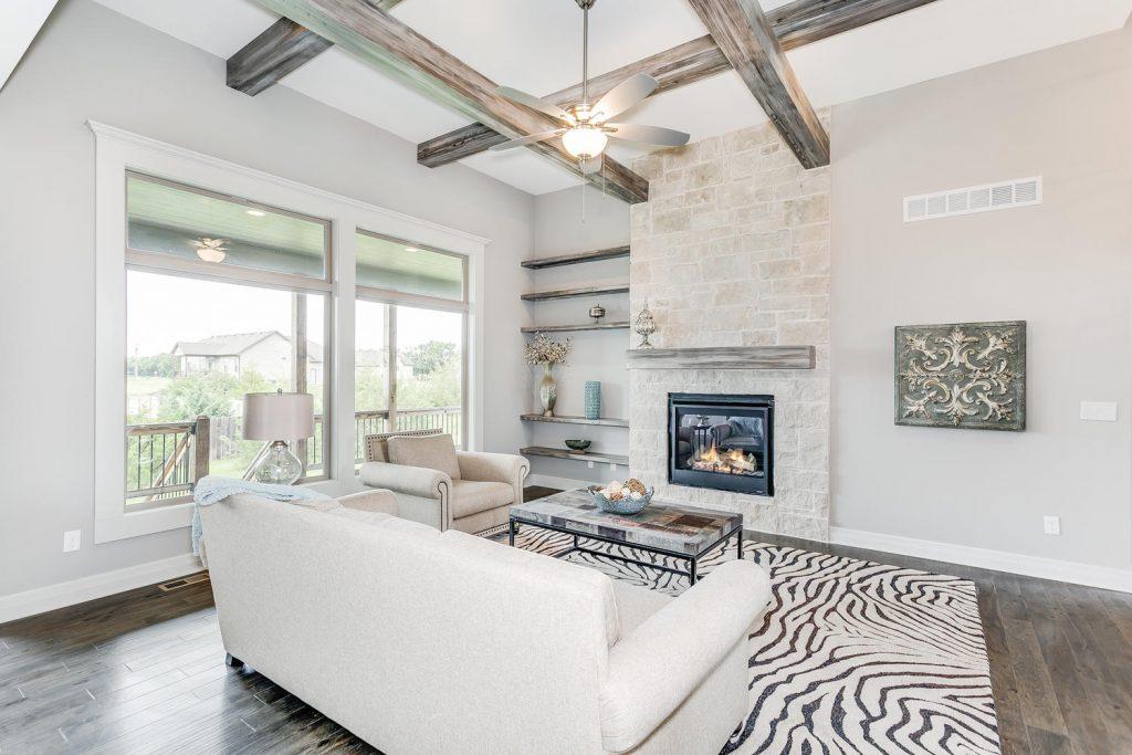 Biltmore Bonus Floor Plan Living Room
