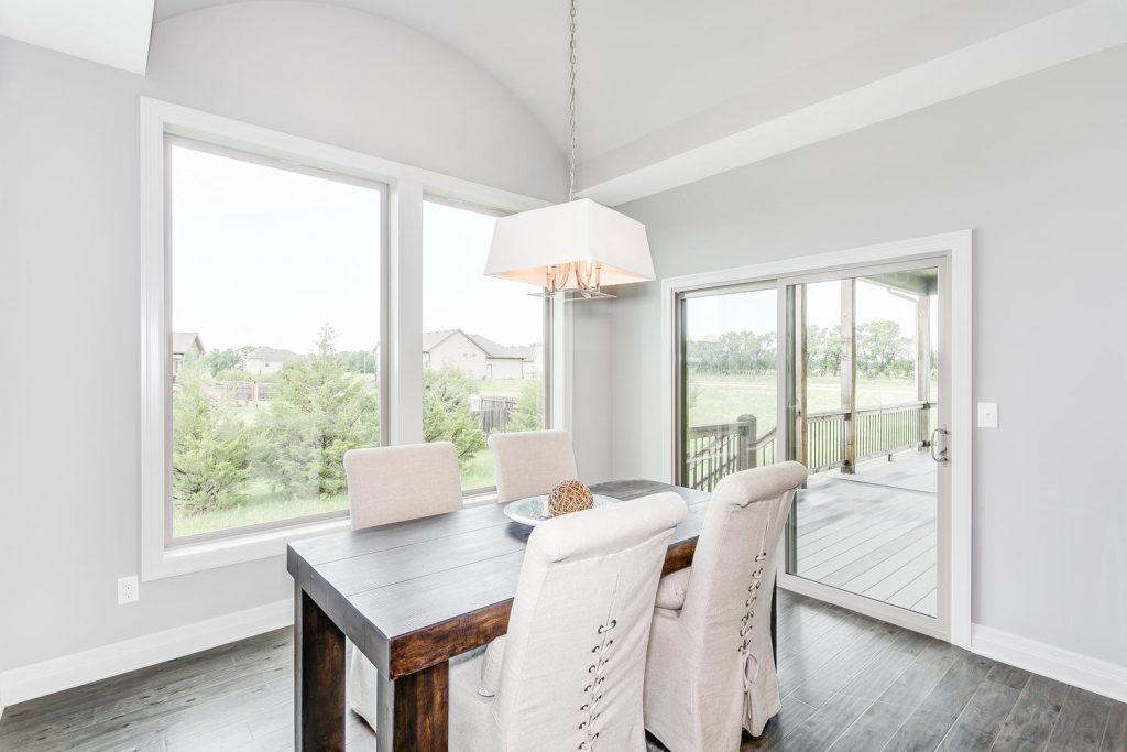 Biltmore Bonus Floor Plan Dining Room Windows