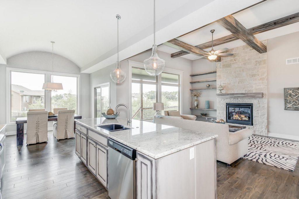 Biltmore Bonus Floor Plan Kitchen Living Dining