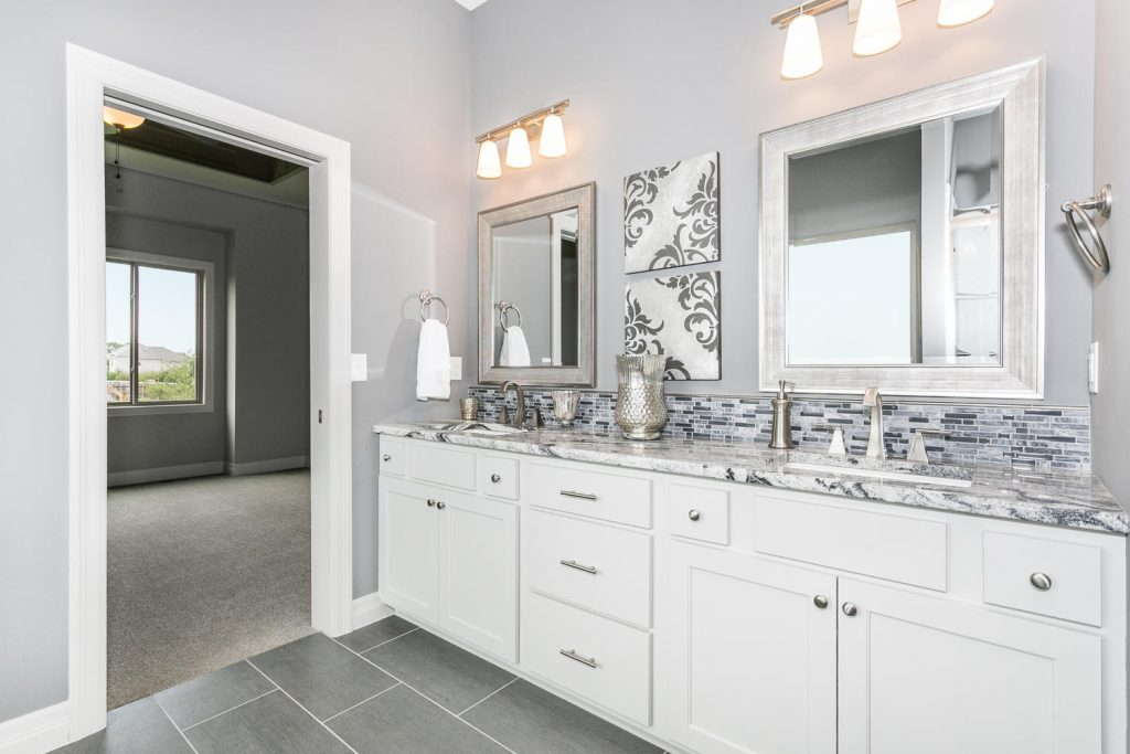 Biltmore Bonus Floor Plan master Bathroom and Bedroom