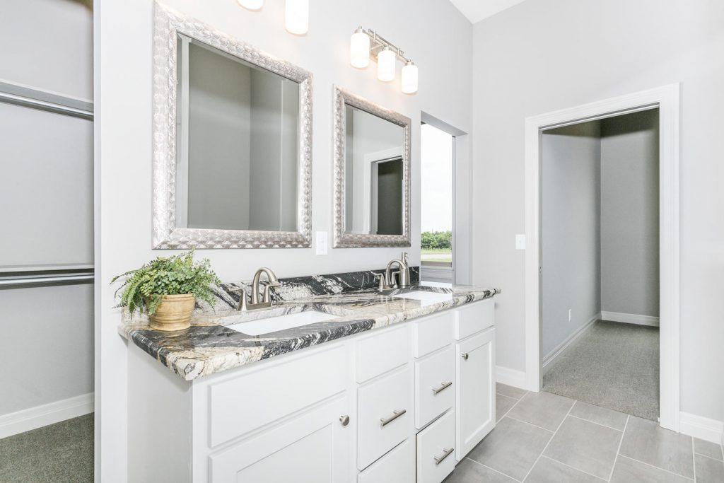 Biltmore Bonus Floor Plan Master Bathroom Vanity