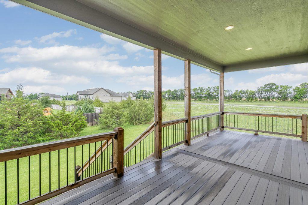 Biltmore Bonus Floor Plan Covered Deck