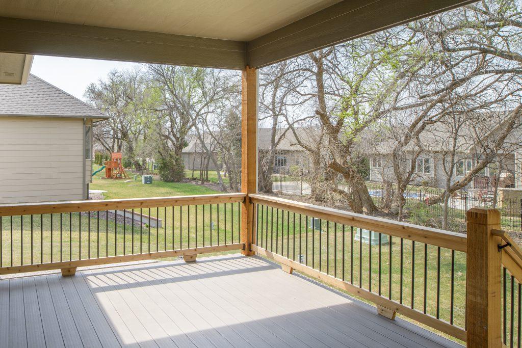 Graystone Custom Home in Wichita