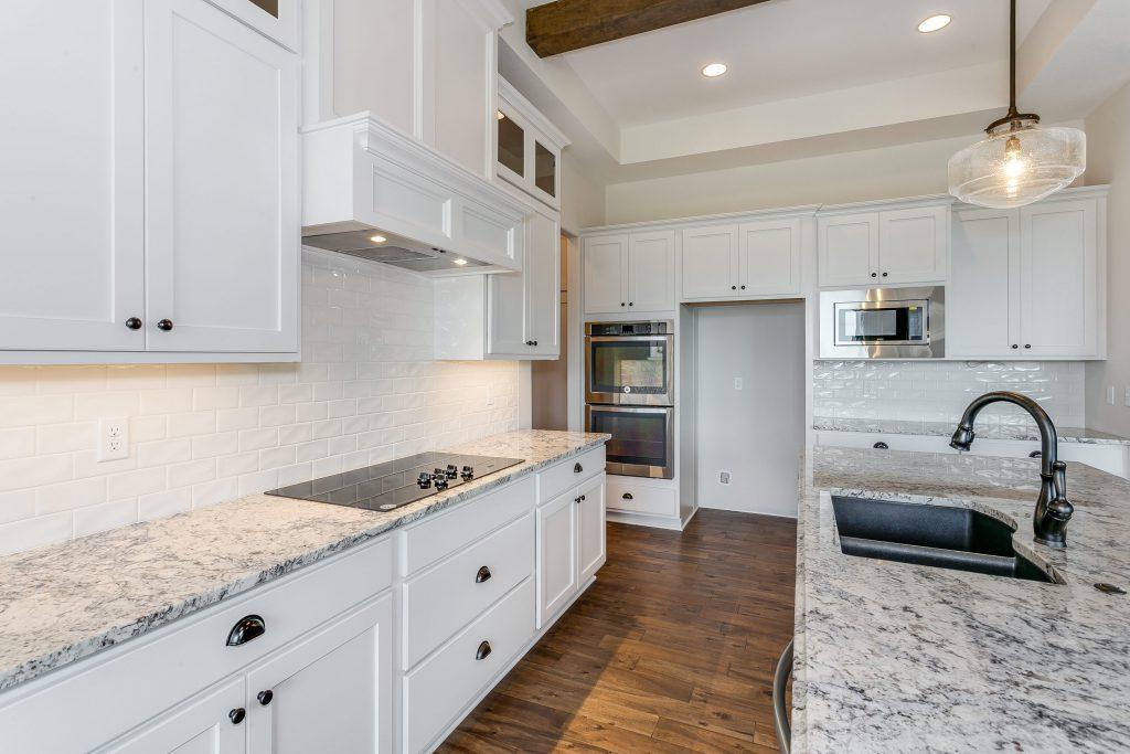 Custom New Construction Kitchen in Wichita