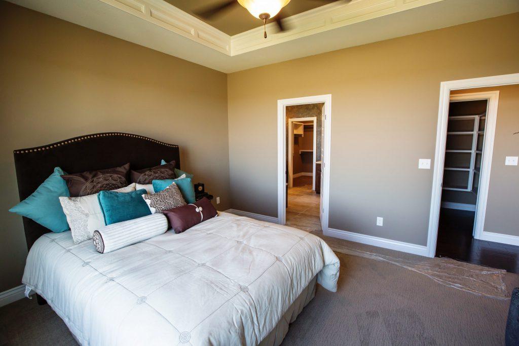 Brighton 1852 Floor Plan Master Bedroom