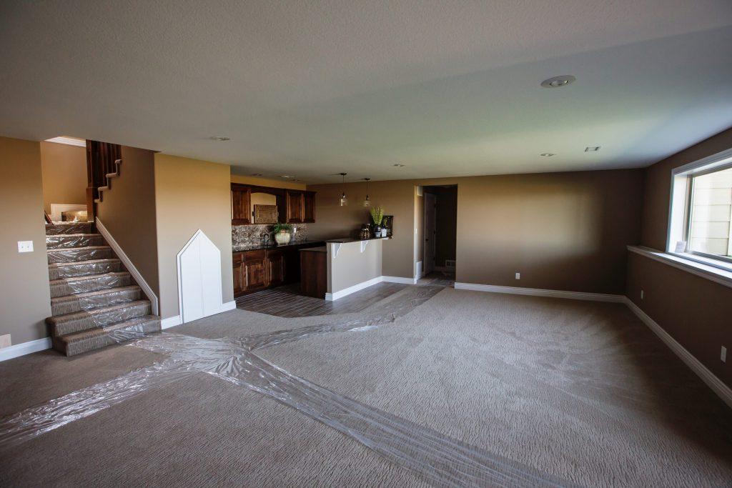 Brighton 1852 Floor Plan Family Room