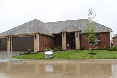 Bella Vista Custom Home in Wichita