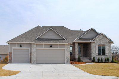 Braewick Custom Home in Wichita