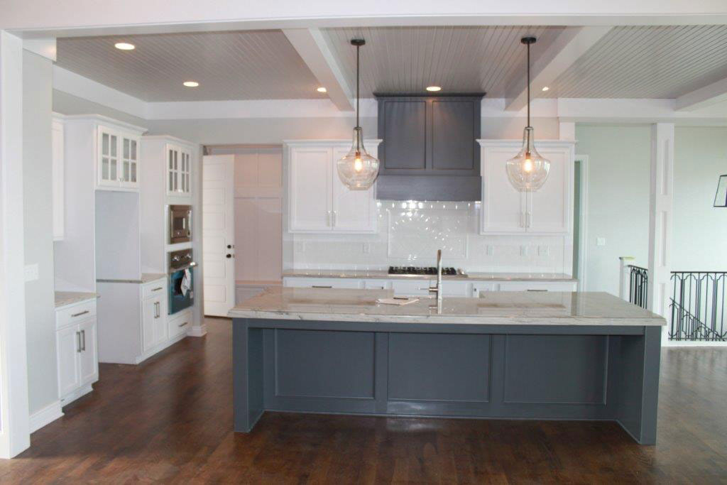 Chadwick Custom New Construction Kitchen in Wichita