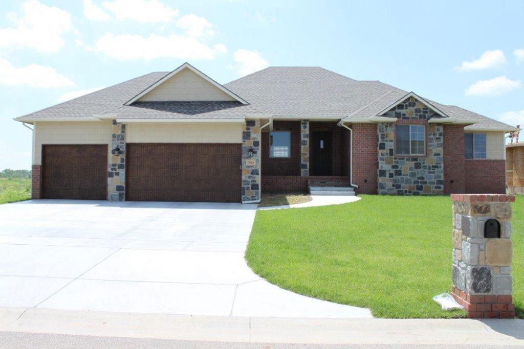 Martelli Custom Home in Wichita