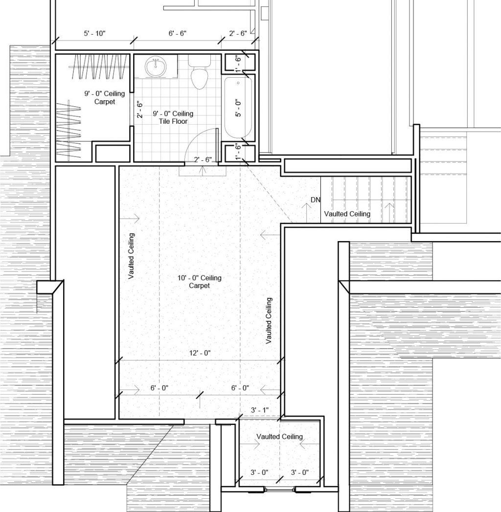 Biltmore Bonus Floor Plan Bonus Room
