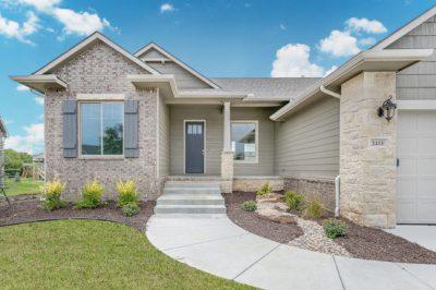 Biltmore Custom Home in Wichita