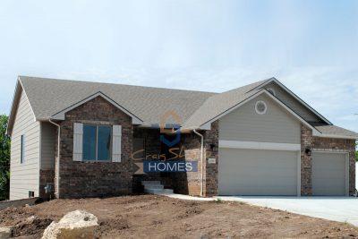 Birchwood Custom Home in Wichita