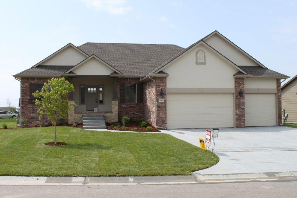 Brighton Custom Home in Wichita