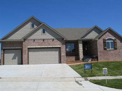 Brunnel Custom Home in Wichita