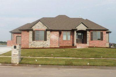 Chadwick Custom Home in Wichita