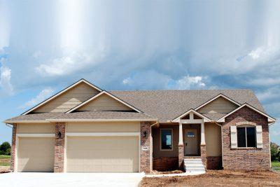 Claremore Custom Home in Wichita