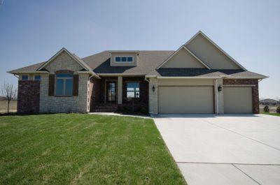 Cordillera Custom Home in Wichita