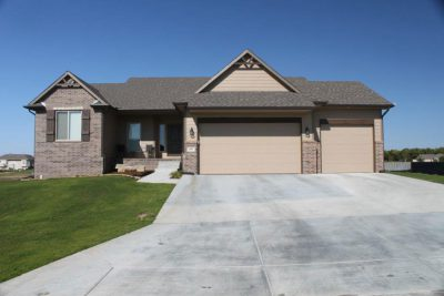 Cordona Custom Home in Wichita