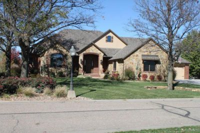 Hathaway Custom Home in Wichita