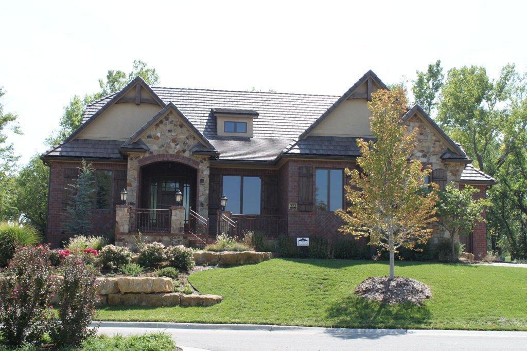 Kensington Custom Home in Wichita