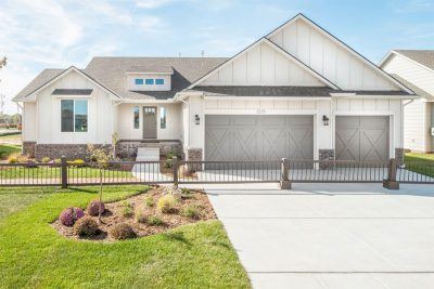 Riverside Custom Home in Wichita