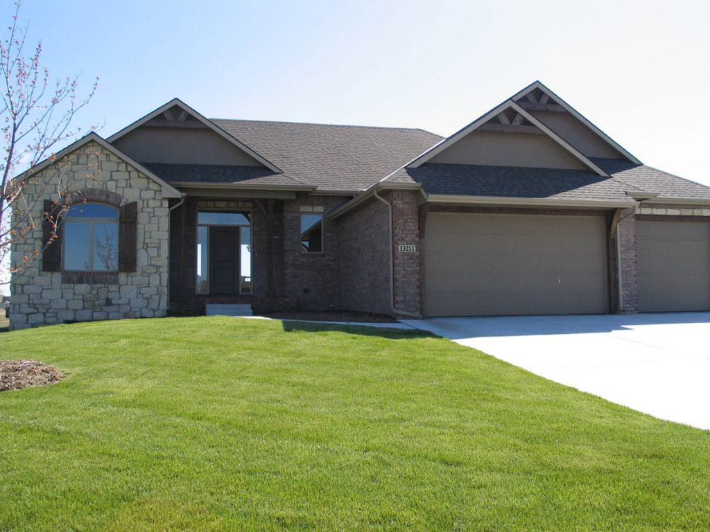 Rocketshire Custom Home in Wichita