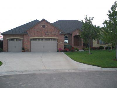 Stone Chase Custom Home in Wichita