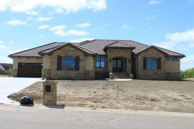 Vienna Custom Home in Wichita