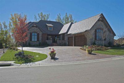 Villa Cheverny Custom Home in Wichita