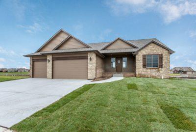 Winthrop Custom Home in Wichita