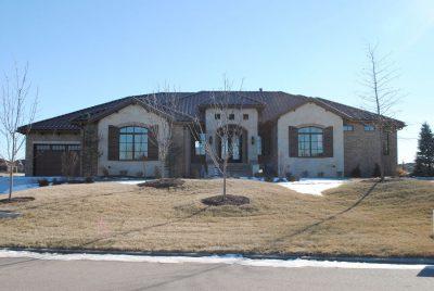 La Serana Custom Home in Wichita