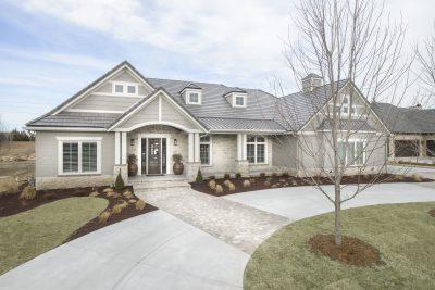 Magnolia Custom Home in Wichita