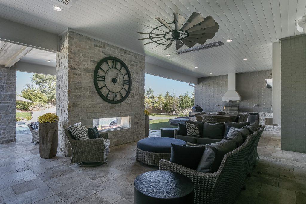 Magnolia Floor Plan Covered Patio Entertainment Areas