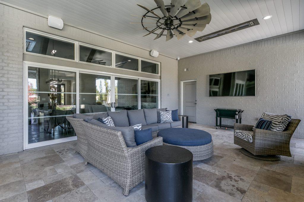Magnolia Floor Plan Covered Patio