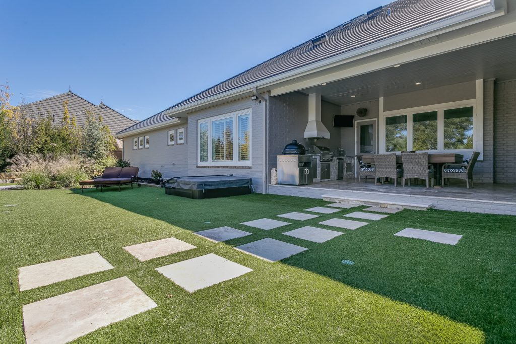 Magnolia Floor Plan Outdoor Entertainment Areas 1