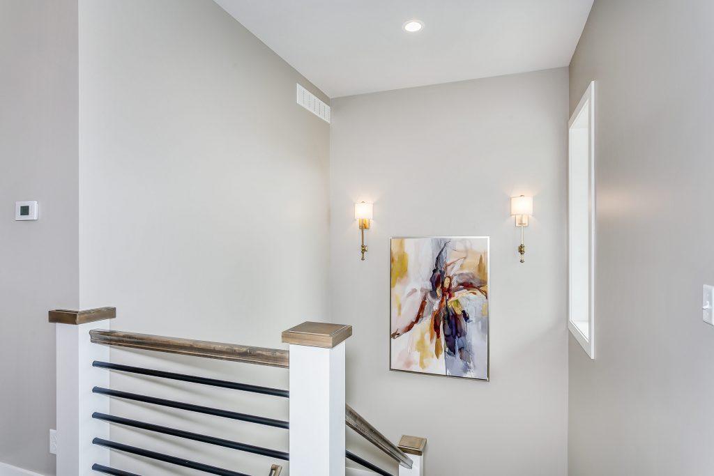 Magnolia Floor Plan Stairway
