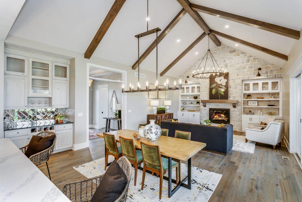 Magnolia Floor Plan Dining Room