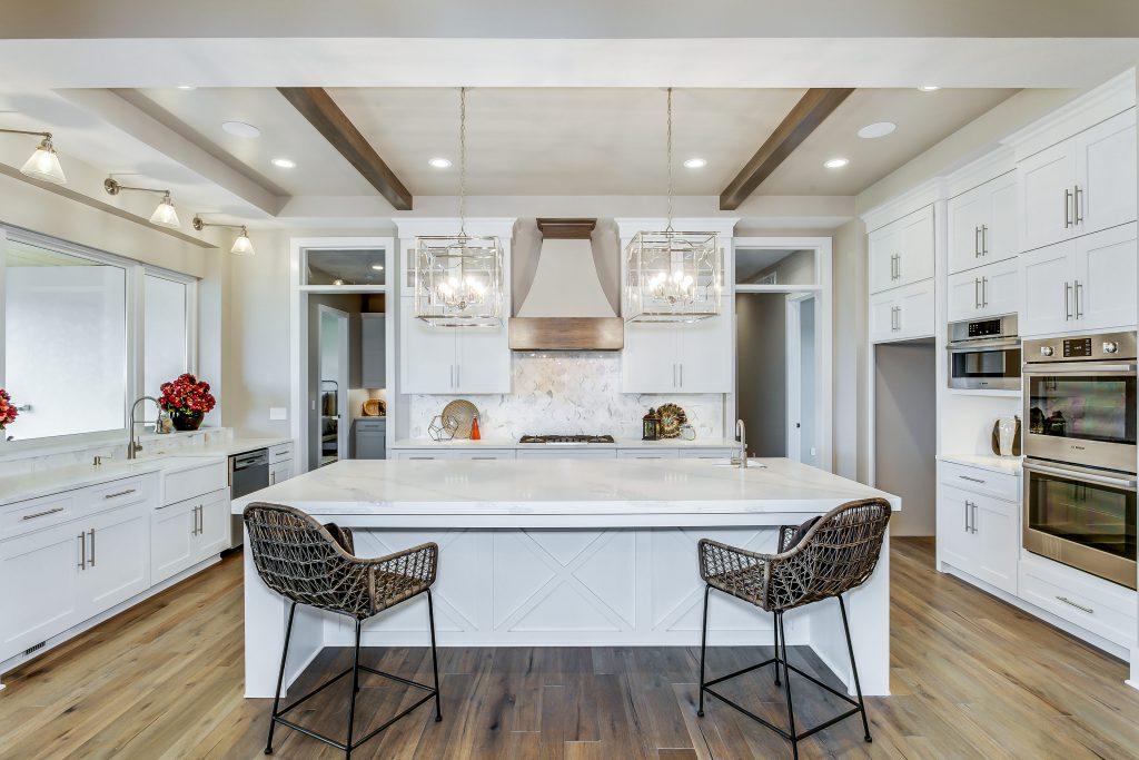 Magnolia Floor Plan Full Kitchen