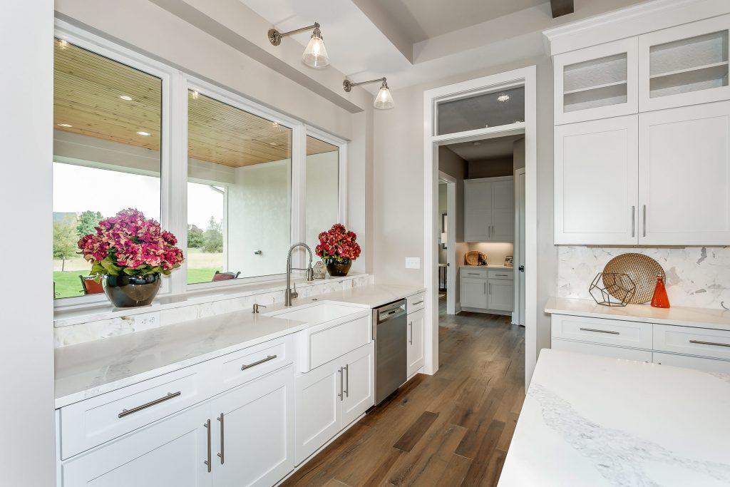 Magnolia Floor Plan Kitchen Windows