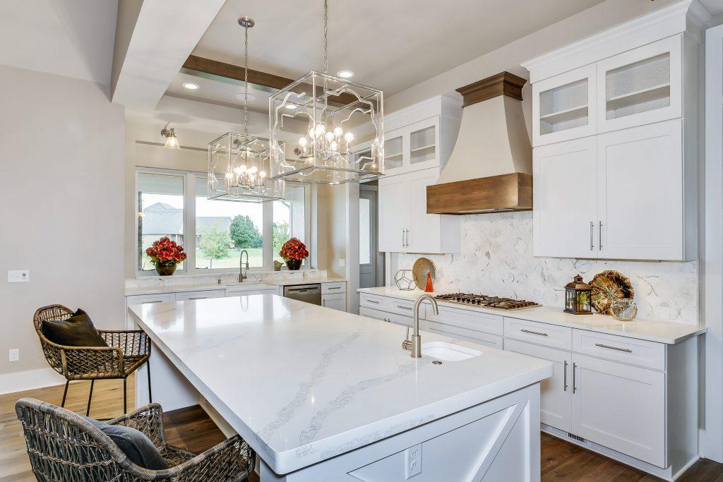 Magnolia Floor Plan Kitchen
