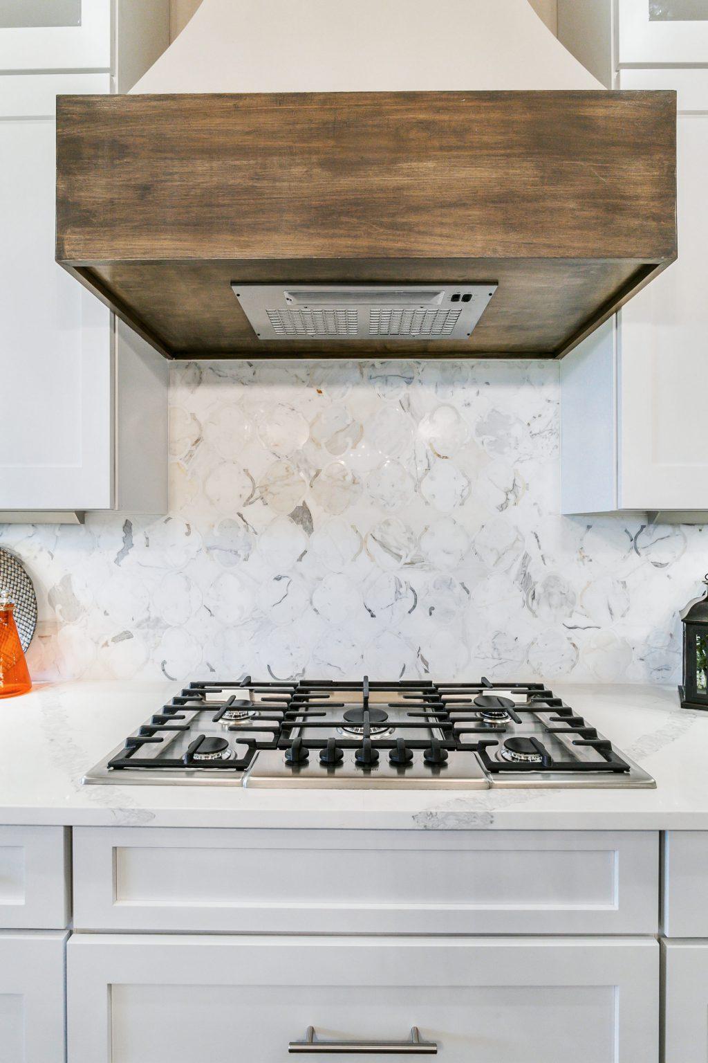 Magnolia Floor Plan Kitchen Cooktop