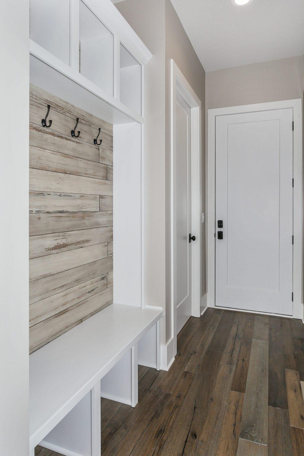 Magnolia Floor Plan Mud Room