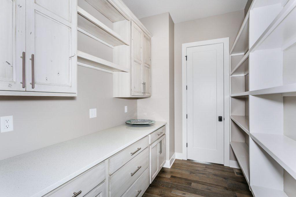 Magnolia Floor Plan Walk In Pantry