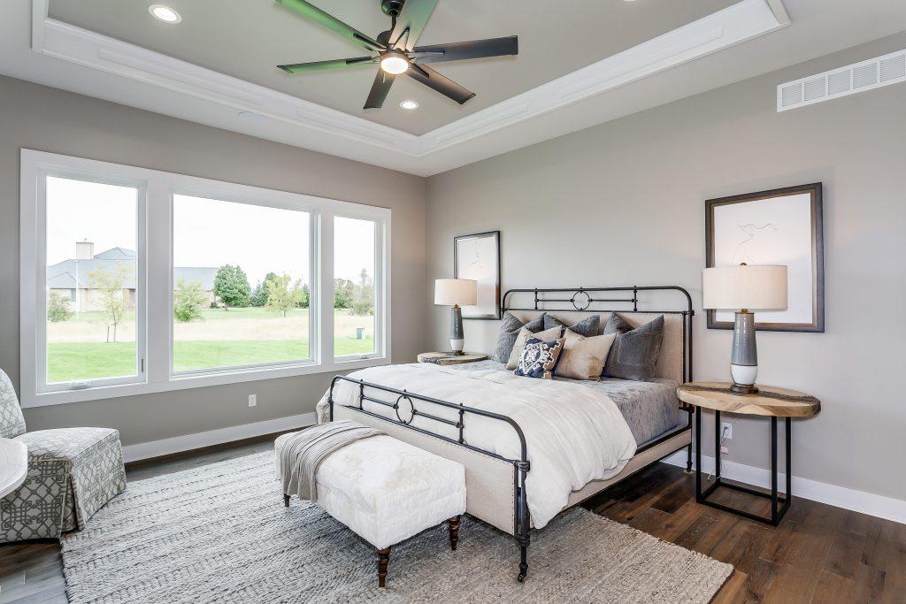 Magnolia Floor Plan Master Bedroom